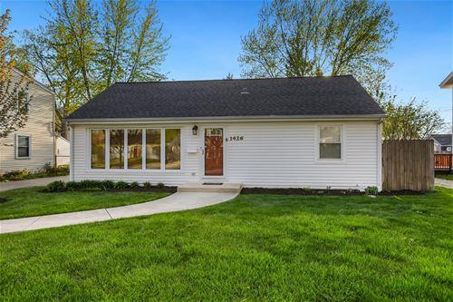 1426 Newberry, La Grange Park, IL 60526
