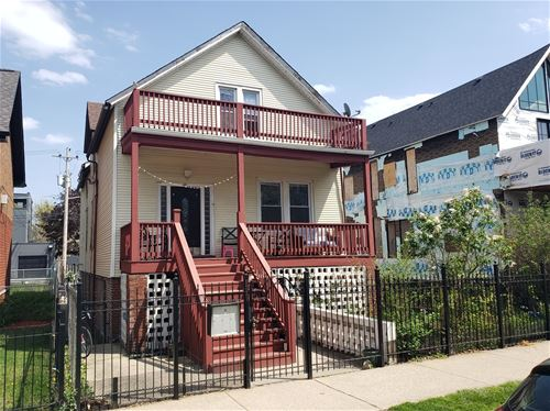 1721 N Whipple, Chicago, IL 60647