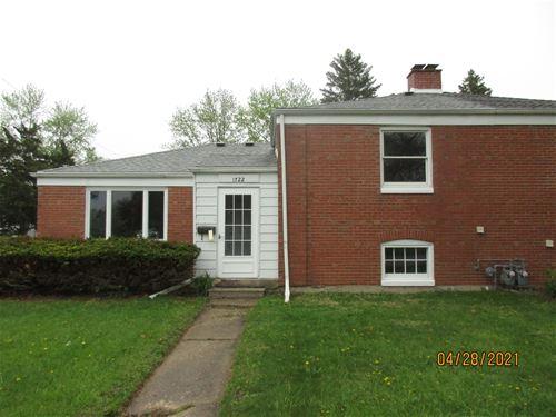 1722 N Raynor, Crest Hill, IL 60403