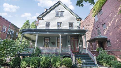 1306 Oak, Evanston, IL 60201