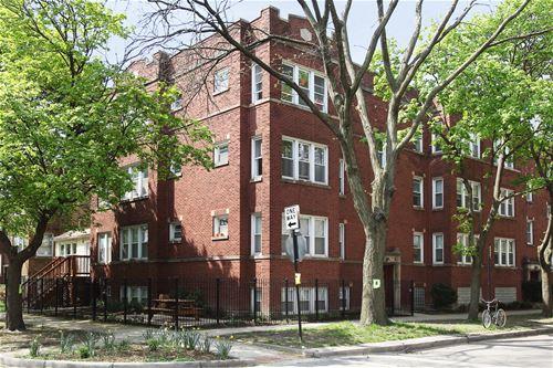 3701 W Cullom Unit D, Chicago, IL 60618