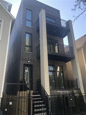 1729 N Artesian Unit 2, Chicago, IL 60647