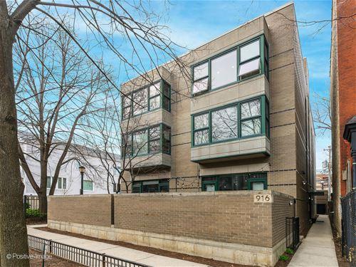 916 W Fletcher Unit 3, Chicago, IL 60657