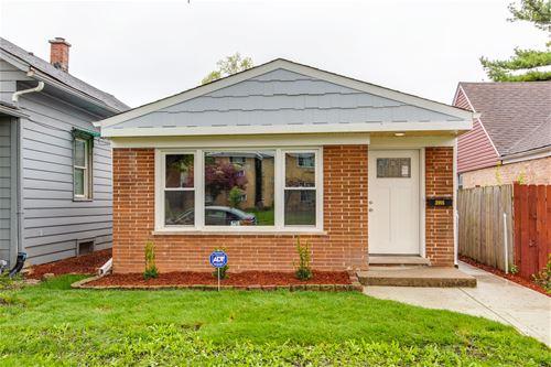 3916 Warren, Bellwood, IL 60104