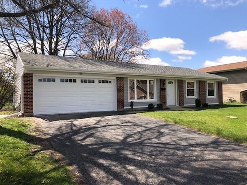 1408 Laurie, Hanover Park, IL 60133