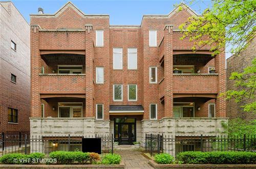 1425 W Byron Unit 3W, Chicago, IL 60613