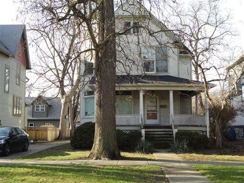 205 S Harvey, Oak Park, IL 60302