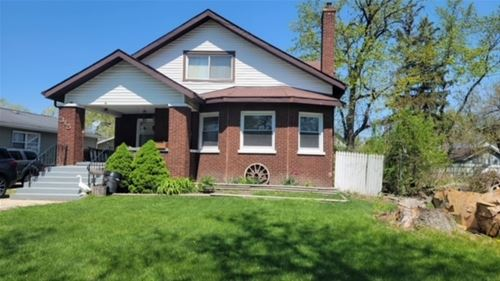 315 W 16th, Chicago Heights, IL 60411