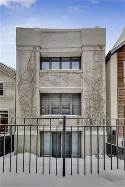 1718 N Paulina, Chicago, IL 60622