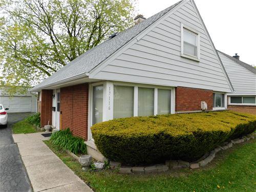 17116 Oakwood, Lansing, IL 60438