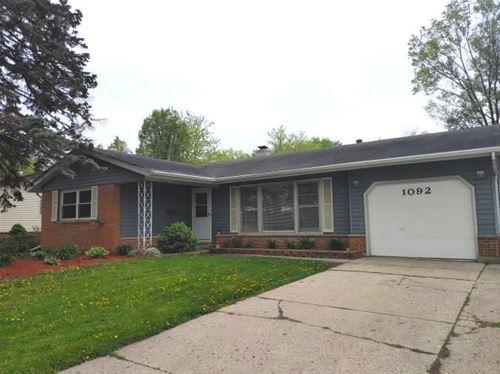 1092 Elmwood, Elk Grove Village, IL 60007