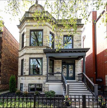 1445 W Farragut, Chicago, IL 60640