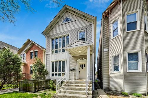 2068 N Campbell, Chicago, IL 60647