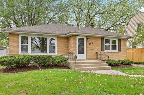 1338 Highridge, Westchester, IL 60154