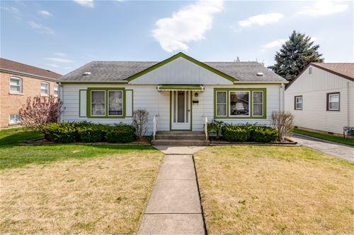 5315 W Alexander, Oak Lawn, IL 60453