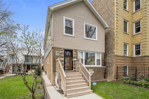 4310 N Bernard, Chicago, IL 60618