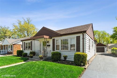 5373 W 89th, Oak Lawn, IL 60453