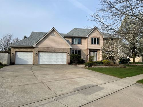 3214 Hickory Creek, New Lenox, IL 60451