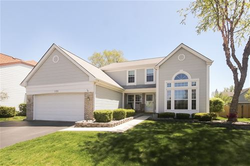 1121 Buckingham, Carol Stream, IL 60188