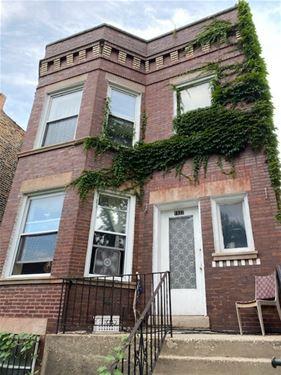 1522 N Ridgeway, Chicago, IL 60651