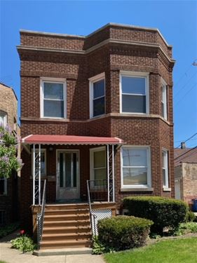 4415 N Avers, Chicago, IL 60625