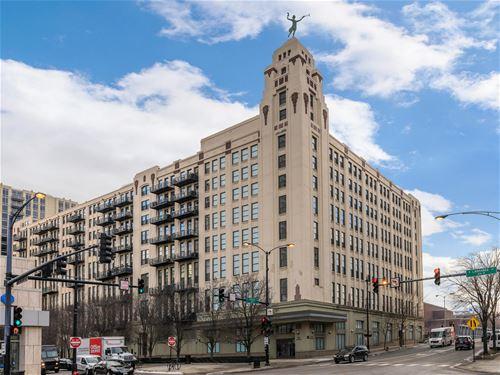 758 N Larrabee Unit 523, Chicago, IL 60654