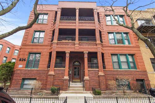 826 W Lakeside Unit G, Chicago, IL 60640