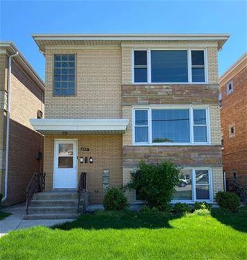 6851 W Gunnison, Harwood Heights, IL 60706