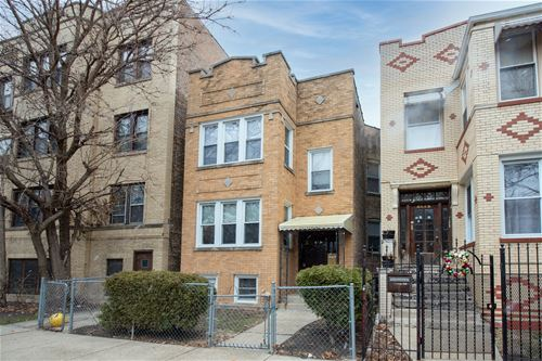 4047 N Francisco, Chicago, IL 60618