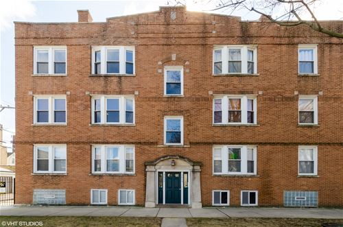 3017 W Cullom Unit 2, Chicago, IL 60618