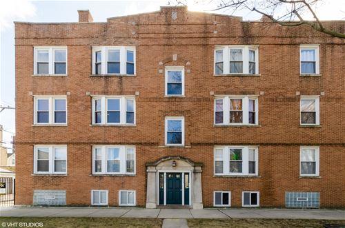3017 W Cullom Unit 2, Chicago, IL 60618