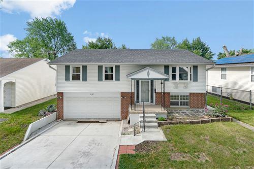 157 W Montana, Glendale Heights, IL 60139