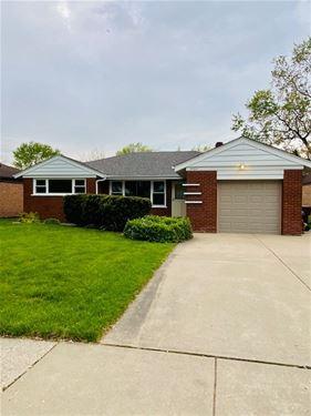 4104 Arnold, Oak Lawn, IL 60453