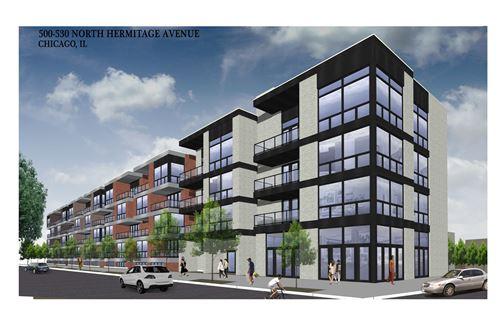 513 N Hermitage Unit 1S, Chicago, IL 60622