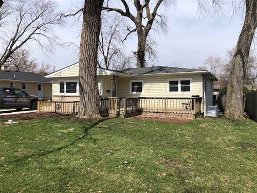 1105 Campbell, Joliet, IL 60435
