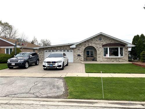 5146 W 90th, Oak Lawn, IL 60453