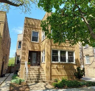4538 N Albany, Chicago, IL 60625