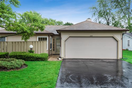 1209 Clematis, Streamwood, IL 60107