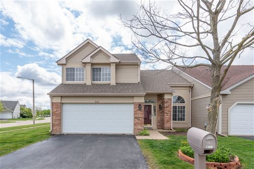 841 Dogwood, Lake In The Hills, IL 60156