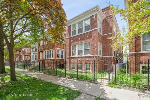 4736 N Bernard, Chicago, IL 60625