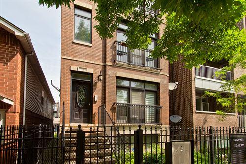 1538 W Walton Unit 3, Chicago, IL 60642