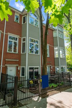 1457 W Wrightwood, Chicago, IL 60614