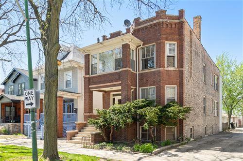 4536 N Sawyer, Chicago, IL 60625