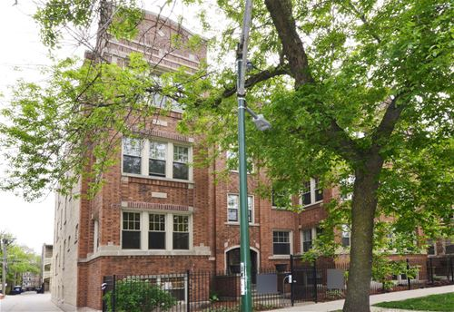 1619 W North Shore Unit 1, Chicago, IL 60626