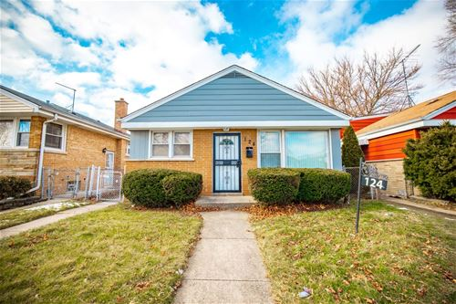 124 Hyde Park, Bellwood, IL 60104