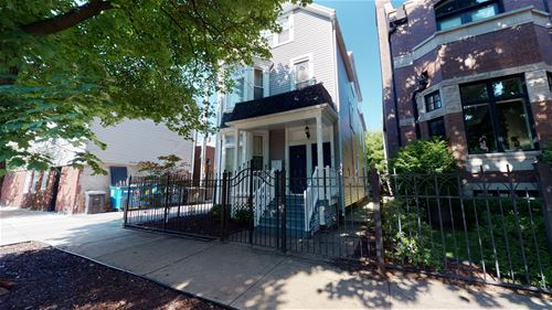 3414 N Seeley, Chicago, IL 60618