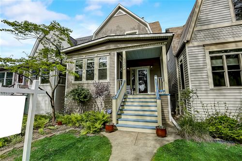 3852 N Springfield, Chicago, IL 60618