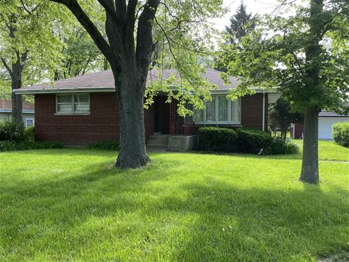 20835 Western, Chicago Heights, IL 60411