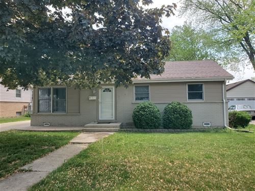 11 N Rose, Addison, IL 60101
