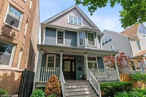 2172 W Giddings, Chicago, IL 60625